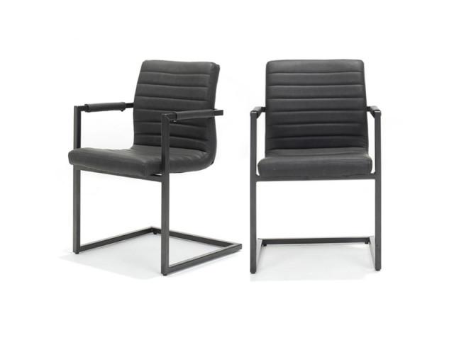 6 Design Stoelen.6 Design Stoelen Industrial Vintage Grey Bva Auctions Online