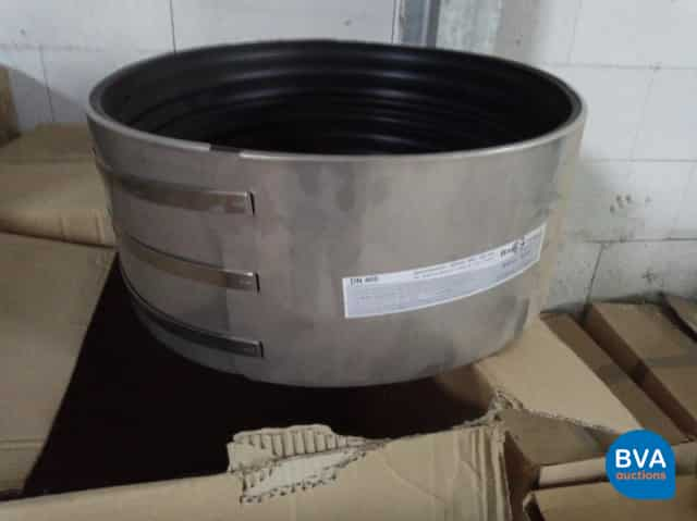 19b72549da811a Various items will be auctioned off (e.g. Accessories for drainage pipes  such as B-rings