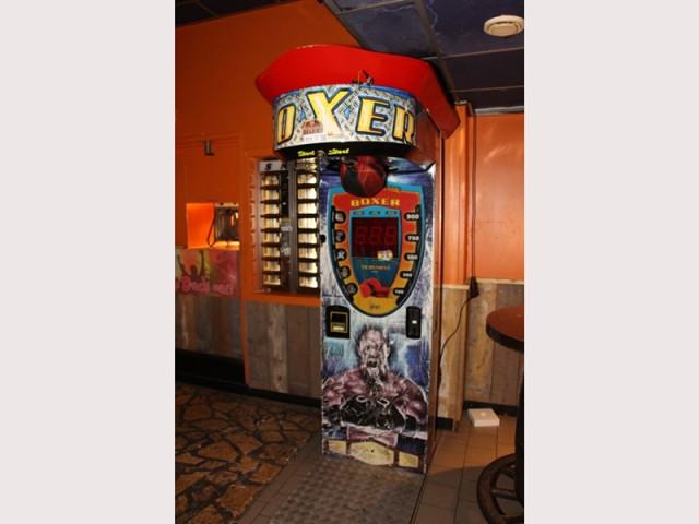 Super Kalkomat boksbal automaat - Kalkomat boksbal automaat - BVA GZ-01