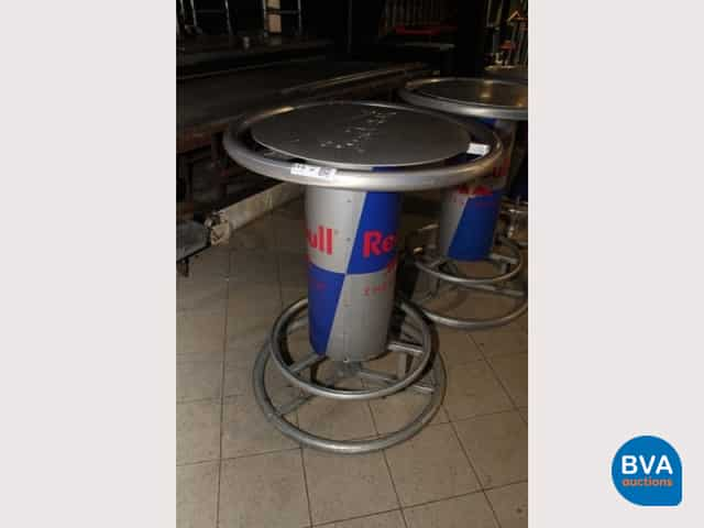 Statafel Red Bull.Red Bull Statafel Red Bull Statafel Bva Auctions