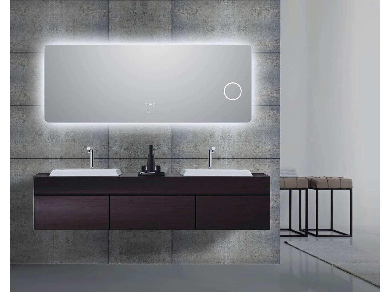 Akosi Design Badkamerspiegel Met Led Verlichting Lm 6103 140 Bva Auctions Online Veilingen