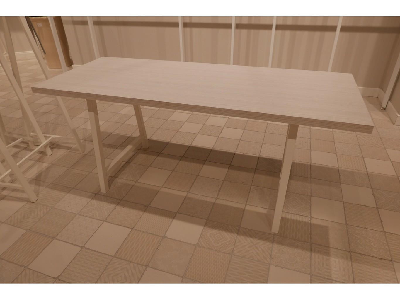 Eetkamertafel Met Metalen Onderstel 175x70x75 Cm Bva Auctions Online Veilingen