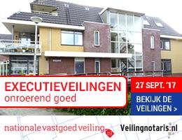 Nieuw vastgoed aanbod: NVV & Veilingnotaris