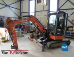 Partner bankruptcy auction Contractor company Buitendijk Srijen B.V.