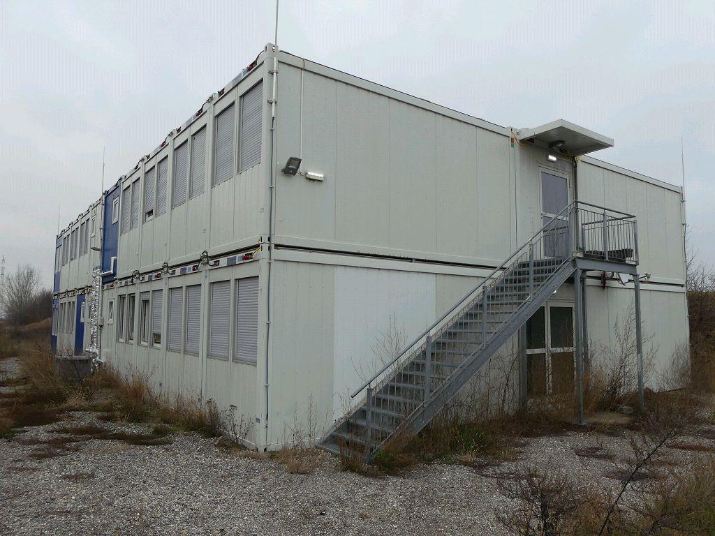 Containeranlage Containex