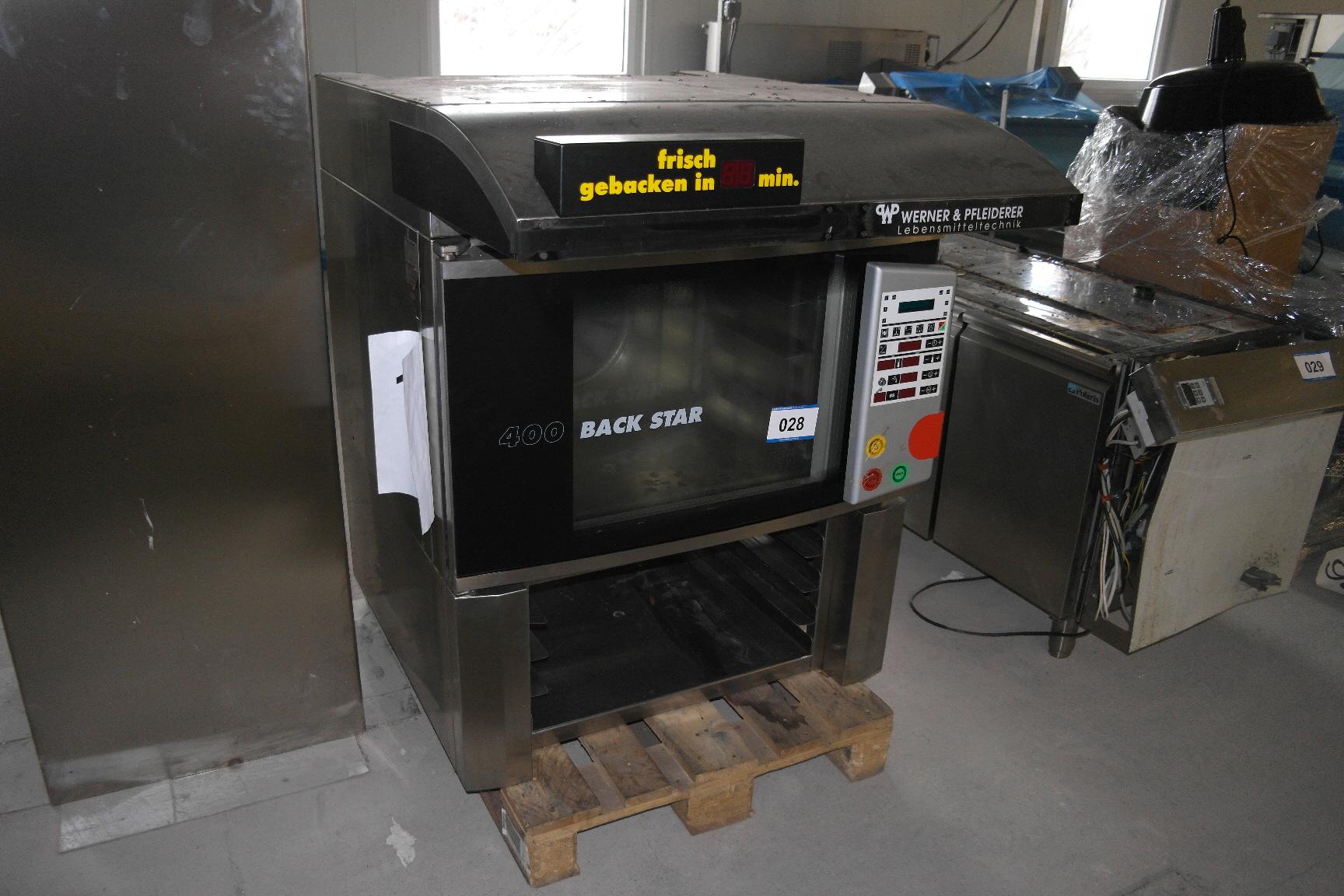 31647-Bäckerei-und Gastronomieausstattung