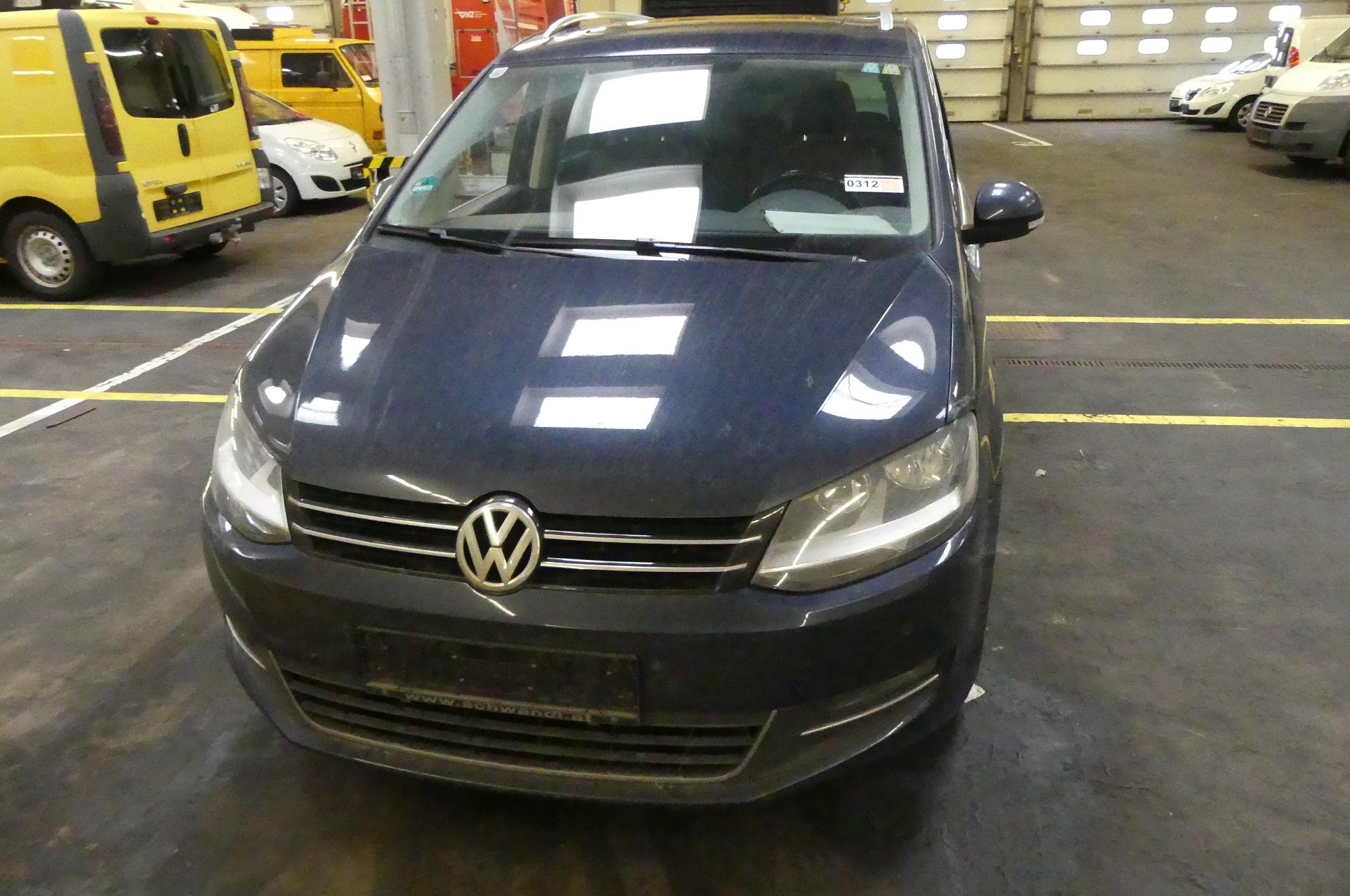 PKW (M1) VW Sharan