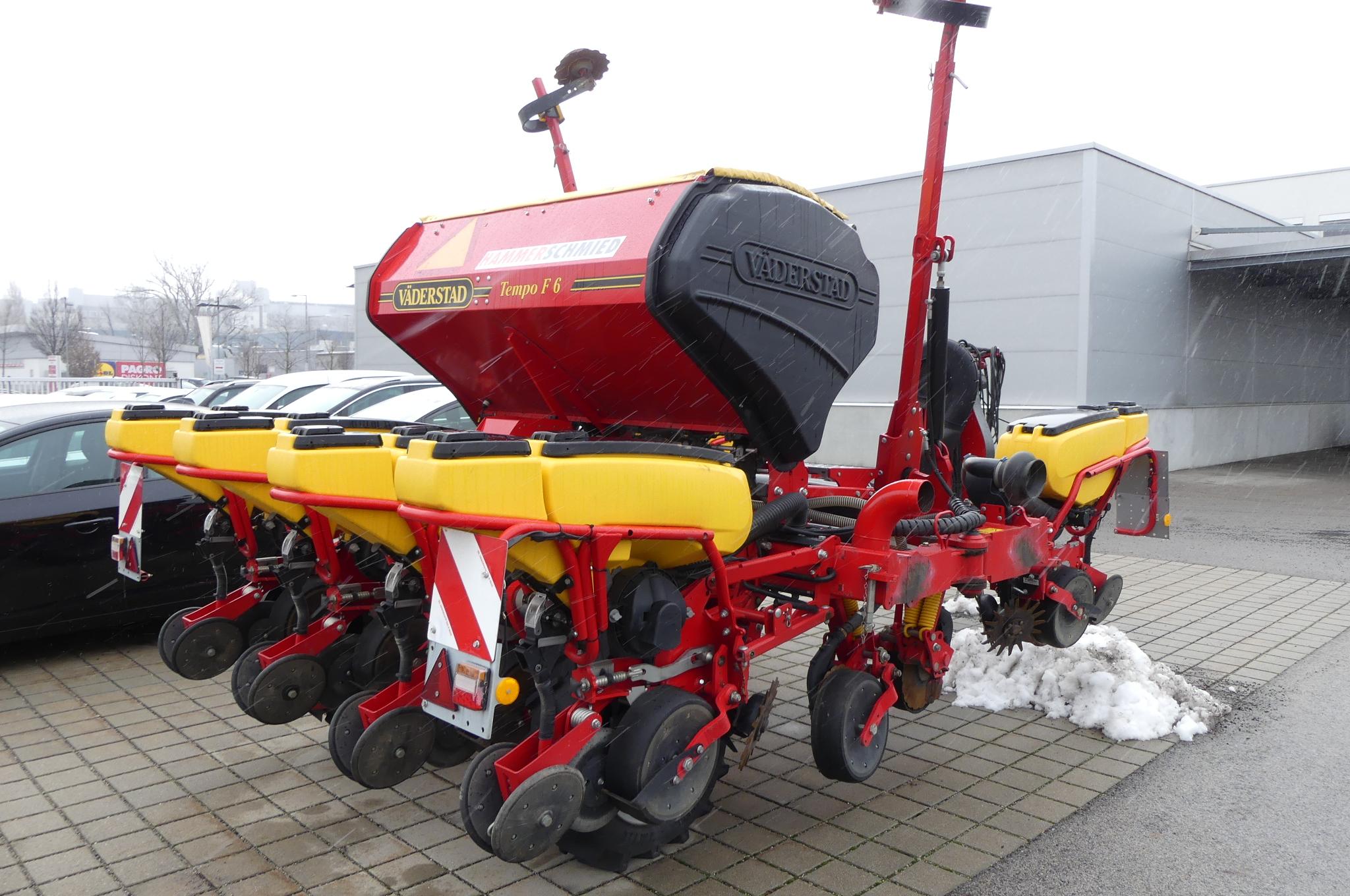 Hochgeschwindigkeits-Einzelkornsämaschine Väderstad Tempo F6