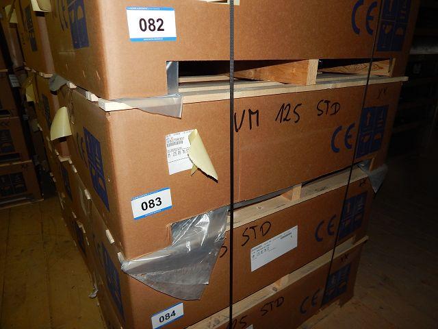 Mehrzweckvitrine VM125 STD Nordcap