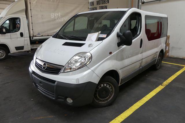 PKW (M1) Opel Vivaro