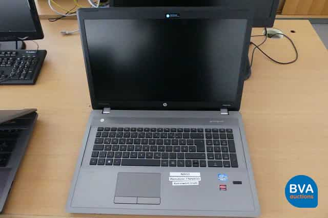 Laptop HP Probook 4740S