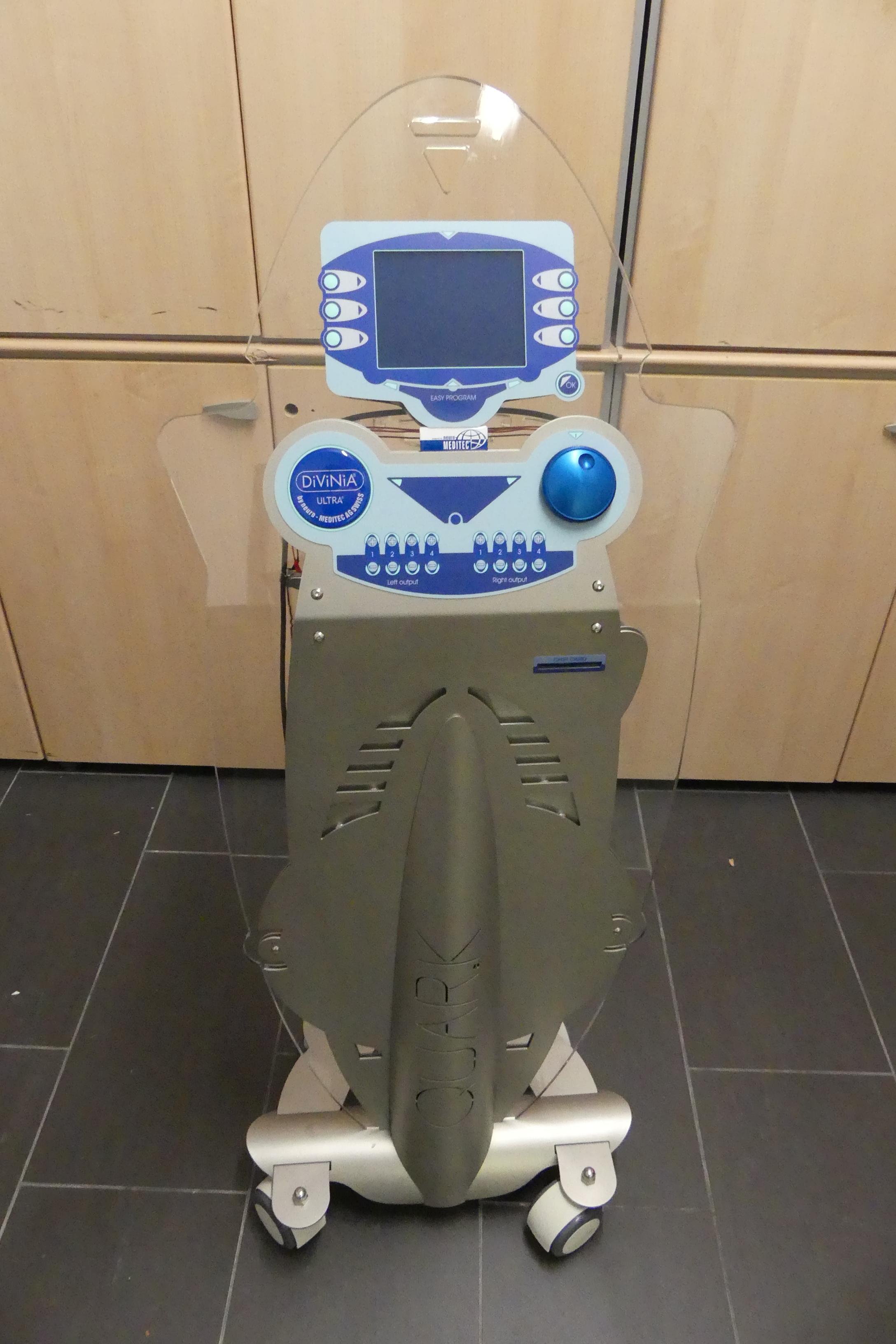 Ultraschall-Abnehmgerät Divinia Ultra