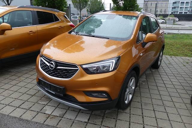 PKW (M1) Opel Mokka X ED 1,6 S/S 6G 110PS CDTI ecoflex Edition