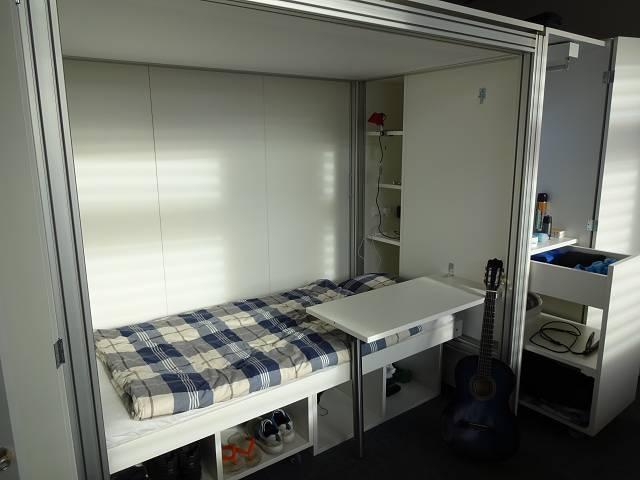 1 Stk. Schlafbox / Wohnbox
