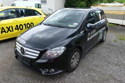 PKW (M1) Mercedes Benz B180 CDI Automatik