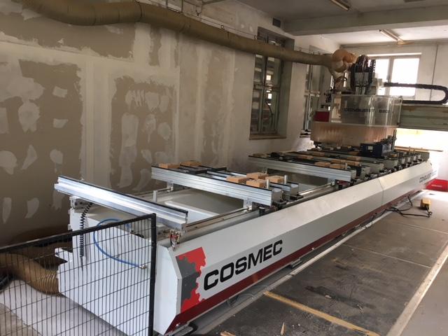 CNC Holzbearbeitungsmaschine COSMEC 6200