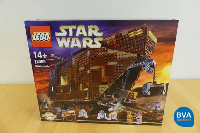 Lego Star Wars Sandcawler - 75059 - Ultimte Collectors Series