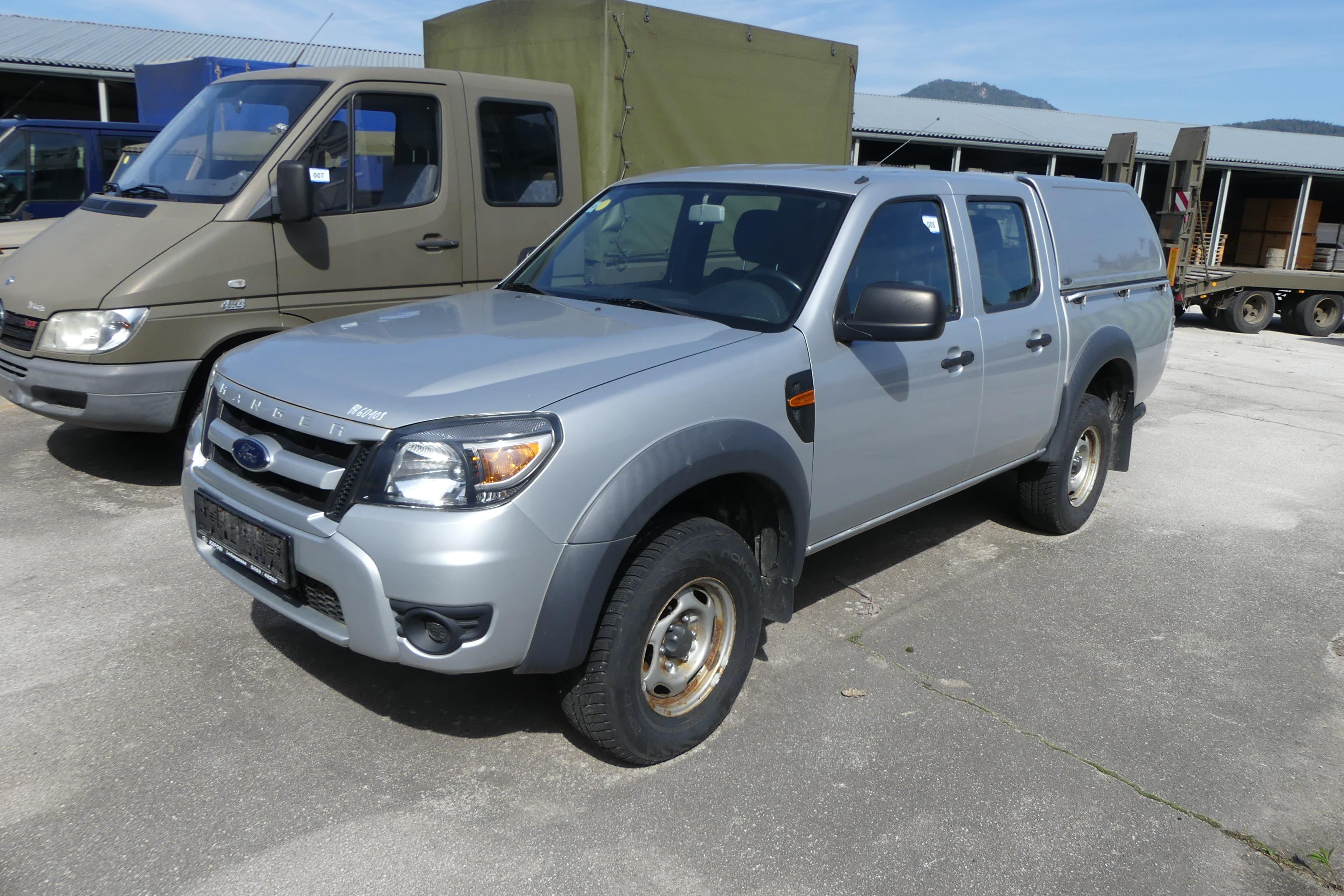 LKW (N1) Ford Ranger Doppelkabine