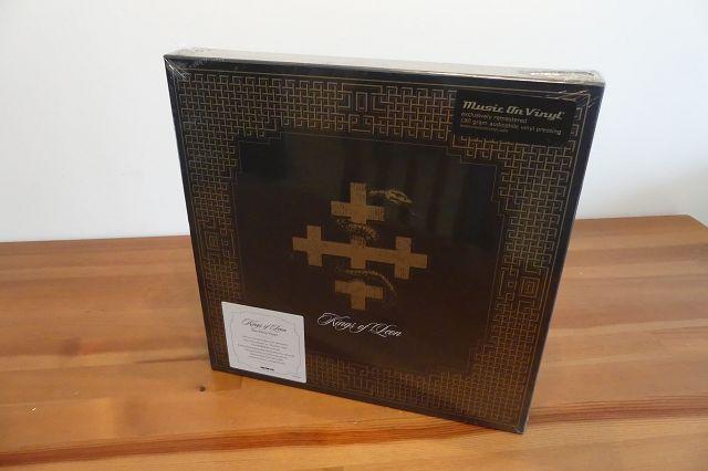 Seltene und limitierte Schallplatten-Box
