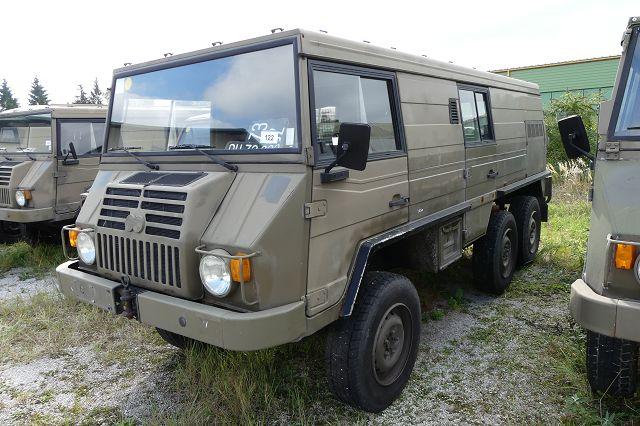 LKW SDP Pinzgauer 718 K 6x6
