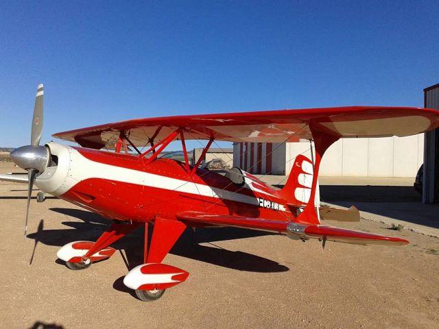 Doppeldeckerflugzeug Stolp Starduster Too SA300