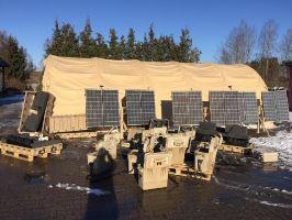 Autarkes Solarstrom Set