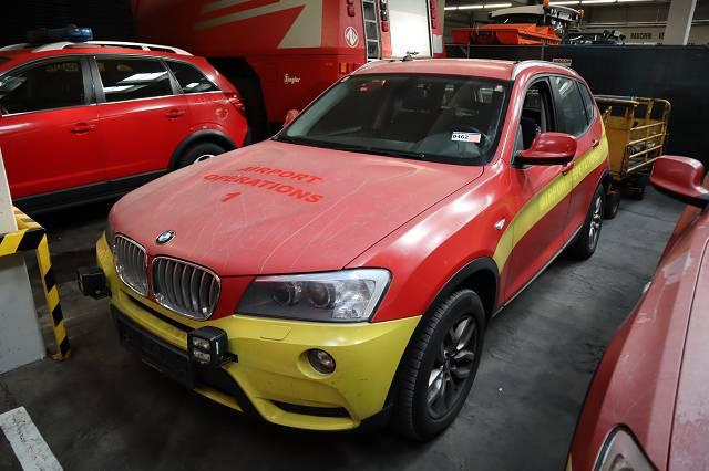PKW (M1) BMW X3 xDrive 28I F25 N52
