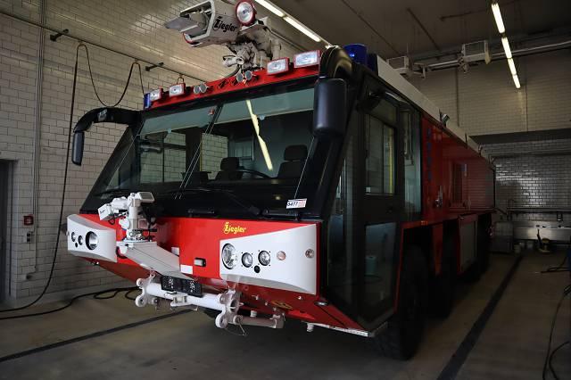 Spezialkraftwagen MAN Sx 36-1000 8x8