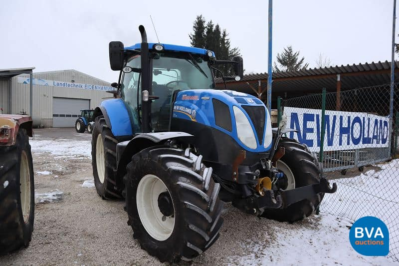 Zugmaschine (T1) New Holland T7.170