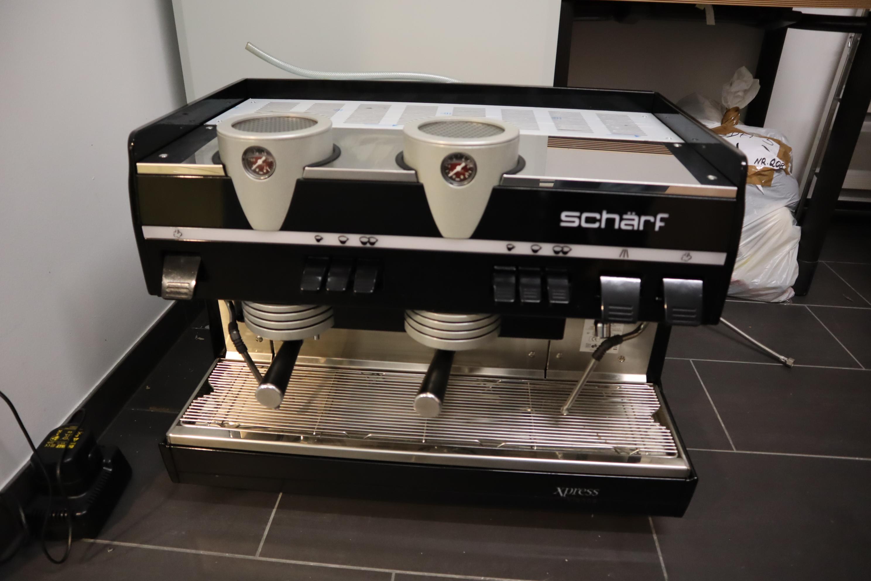 Kaffeemaschinen-Set Schärf Xpress Vienna-2