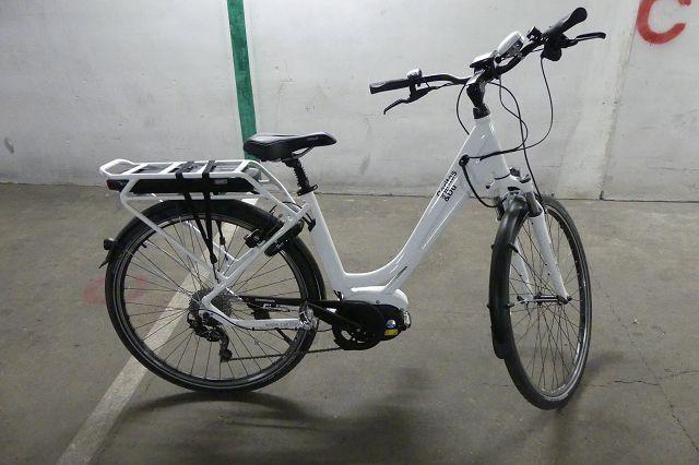 Unisex Elektro-Fahrrad