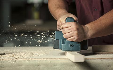 Holz- und Kunststoffindustrie